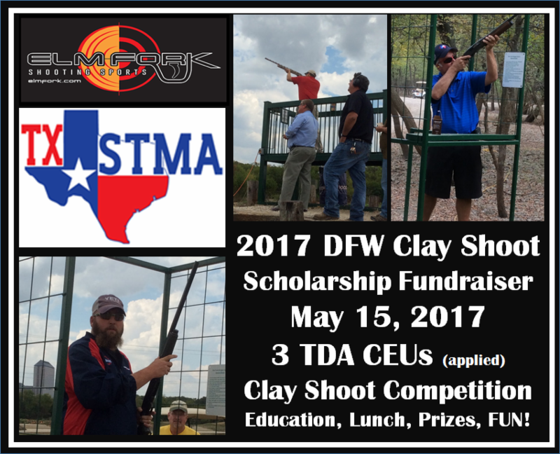 6th Annual DFW Sporting Clay Shoot Tournament & Scholarship  Fund Raiser