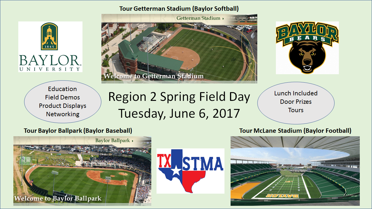 Baylor University Field Day – June 6, 2017